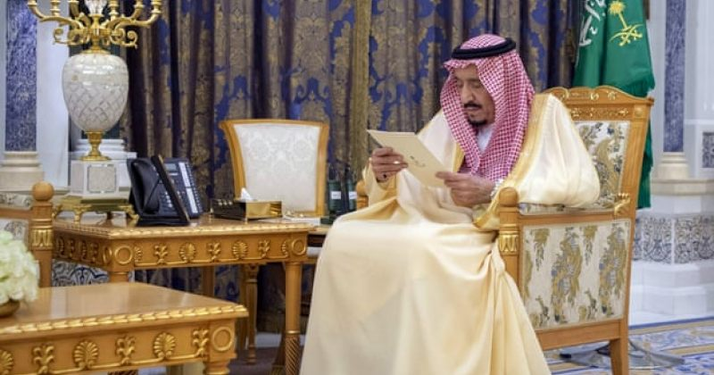 საუდის არაბეთში მეფე სალმანის ძმა და სამეფო ტახტის ყოფილი მემკვიდრე დააკავეს