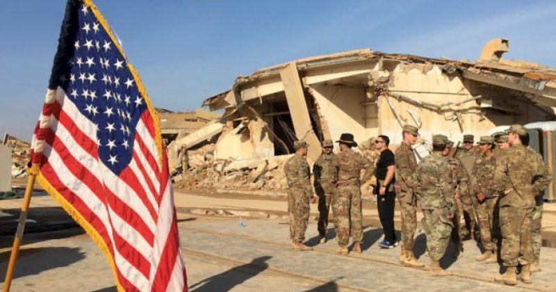აშშ-ის არმიას ერაყში ალ-კაიმის და კიდევ ორი სამხედრო ბაზიდან ამერიკელი სამხედროები გაჰყავს