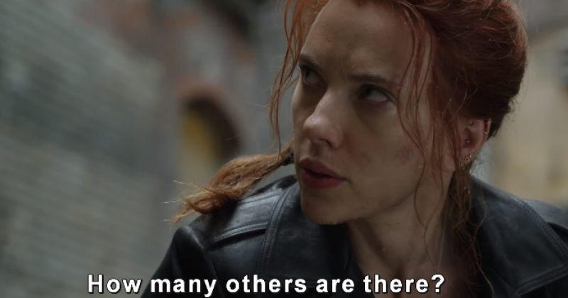 Black Widow: ფილმის ახალი თრეილერი გამოვიდა