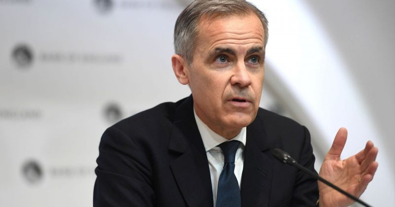 ინგლისის ბანკმა კორონავირუსის ზიანის შესარბილებლად საპროცენტო განაკვეთი შეამცირა