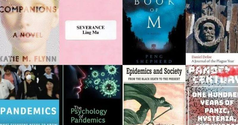 ხუთი წიგნი ეპიდემიაზე