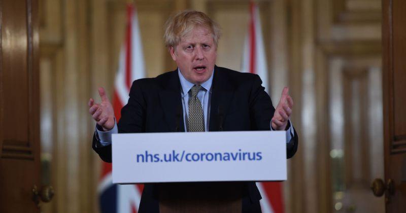 ბრიტანეთის მთავრობა ბორის ჯონსონთან დაკავშირებით რუსულ დეზინფორმაციას გამოეხმაურა