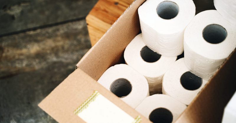 აშშ-ში კაცმა ტუალეტის ქაღალდებით სავსე სატვირთო მანქანა გაიტაცა