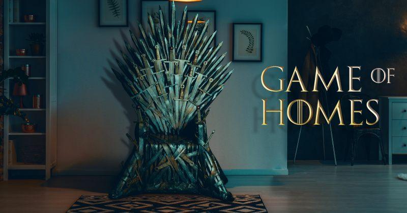 Game of Homes - თვითიზოლაციური თამაშები სახლში დარჩენის გასაადვილებლად