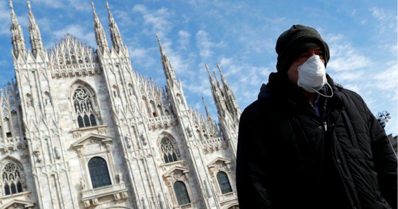 იტალიაში ბოლო 24 საათში კიდევ 475 ადამიანი დაიღუპა, დადასტურდა ინფიცირების 4207 ახალი შემთხვევა