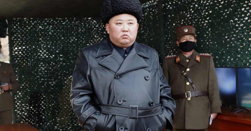 ჩრდილოეთ კორეამ უცნობი ტიპის საარტილერიო ჭურვები გამოსცადა