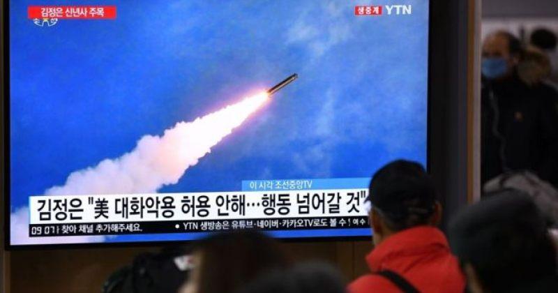 ჩრდილოეთ კორეამ 2020 წელს პირველი სარაკეტო გამოცდა ჩაატარა