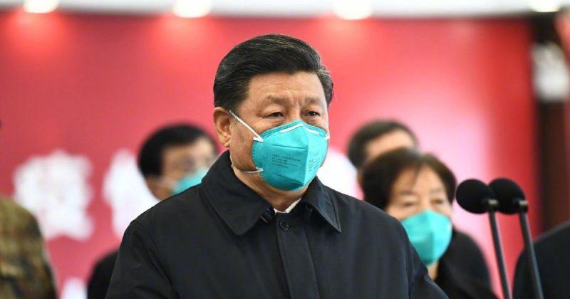ჩინეთის პრეზიდენტი ვუხანს კორონავირუსის გავრცელების შემდეგ პირველად ეწვია