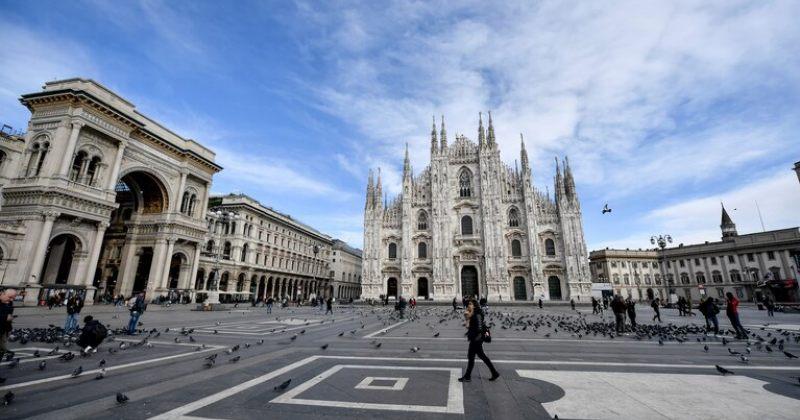 ჩრდილოეთ იტალიაში 16 მილიონი ადამიანი კარანტინში მოაქციეს