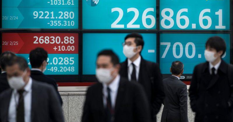 კორონავირუსის გამო გლობალურმა ეკონომიკამ შესაძლოა $2,7 ტრილიონი დაკარგოს