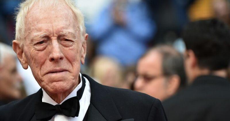 მსახიობი მაქს ფონ სიდოუ 90 წლის ასაკში გარდაიცვალა