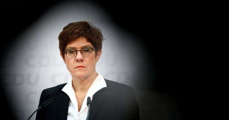 გერმანიის თავდაცვის მინისტრი: სირიის გამო რუსეთისათვის სანქციების დაწესებას განვიხილავთ