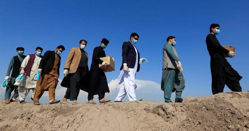 თალიბანი: COVID-19-ის გავრცელების საშიშროების ფონზე WHO-სთან ვითანამშრომლებთ