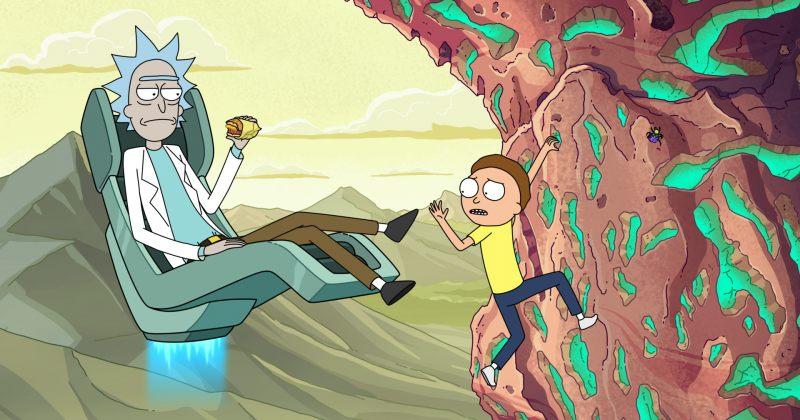 Rick and Morty-ს ახალი ეპიზოდები მაისში გამოვა