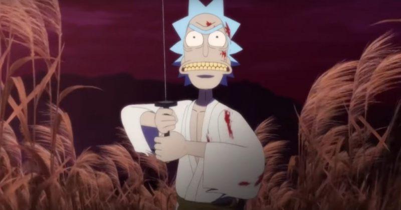 Rick and Morty-ს პრომო ვიდეო გამოვიდა