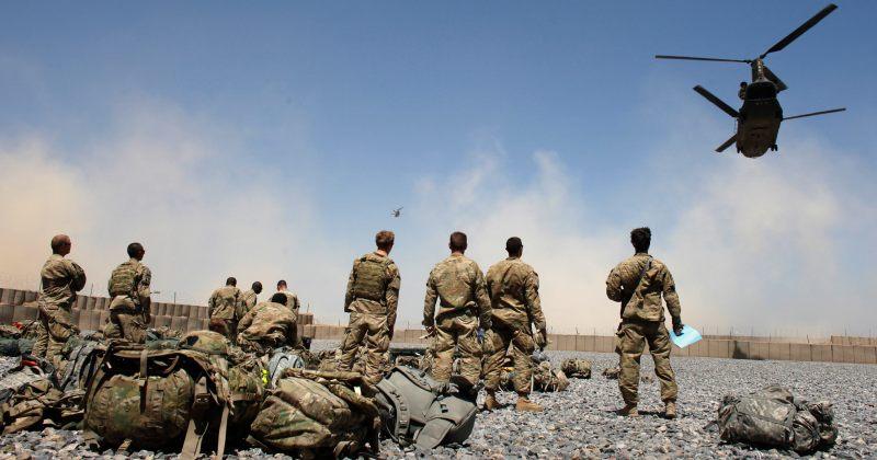 შეთანხმების შემდეგ პირველად აშშ-მა თალიბანის წინააღმდეგსაჰაერო დარტყმები განახორციელა