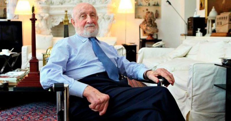 იტალიელი არქიტექტორი ვიტორიო გრეგოტი კორონავირუსით გარდაიცვალა