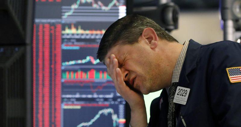ყველაზე დიდი ვარდნა 1987 წლის შემდეგ - აშშ-ის უმსხვილესი საფონდო ინდექსები 10%-ით შემცირდა