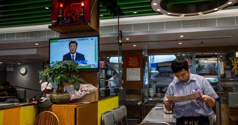 აშშ-მა ამერიკაში ჩინეთის სახელმწიფო მედიის პერსონალის რაოდენობაზე ზედა ზღვარი დააწესა