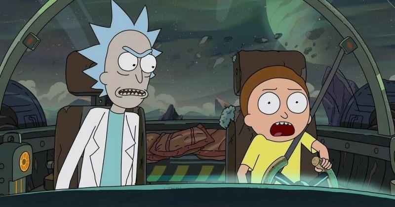 Rick and Morty-ს ახალი ეპიზოდების სახელები ცნობილია