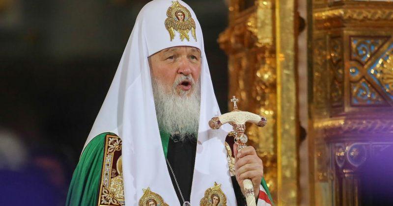 რუსეთის მართლმადიდებელი ეკლესია მრევლს აღდგომაზე სახლში დარჩენისკენ მოუწოდებს