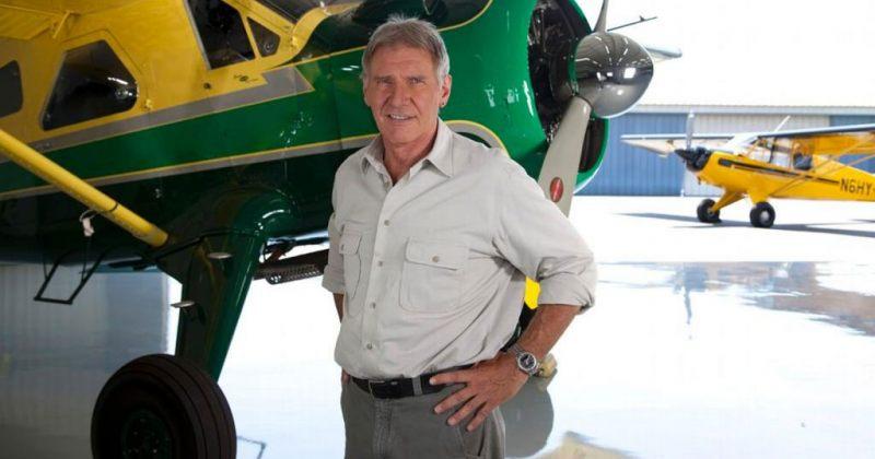 ჰარისონ ფორდი ავიაკატასტროფას გადაურჩა