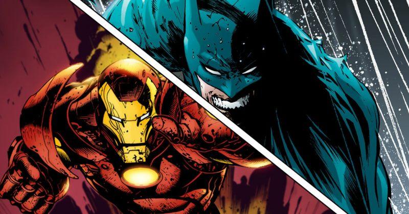 ნილ დეგრას ტაისონი: Iron Man მოერევა Batman-ს