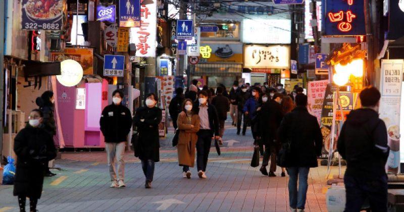 სამხრეთ კორეაში COVID 19-ის შიდა გადაცემის შემთხვევები აღარ არის