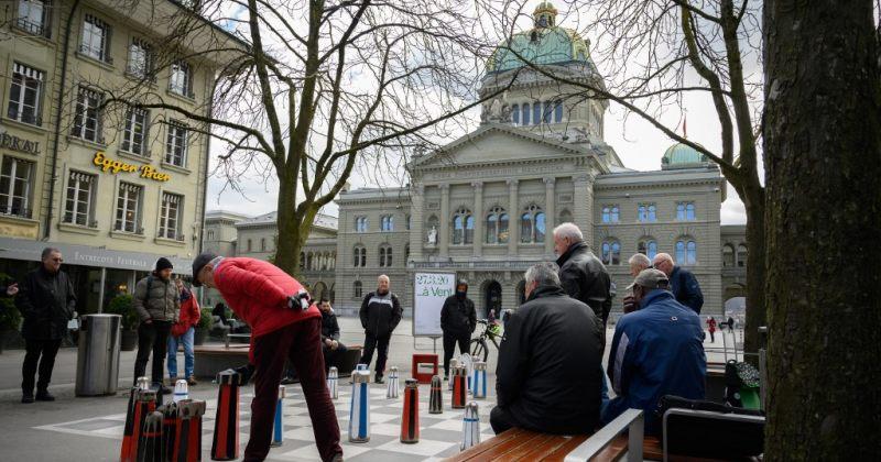 შვეიცარიაში მასშტაბური საჯარო ივენთების ჩატარება აგვისტოს ბოლომდე აიკრძალა