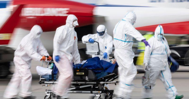 ნიუ-იორკში კორონავირუსით საქართველოს მოქალაქე, 80 წლის კაცი, გარდაიცვალა