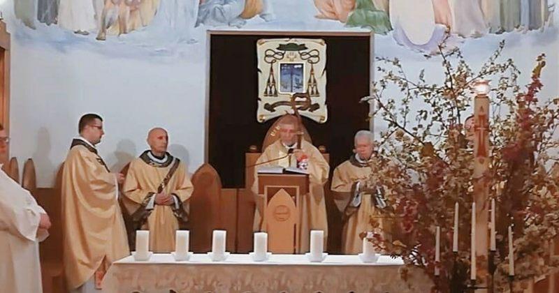 კათოლიკურ ტაძარში სააღდგომო ლიტურგია მრევლის გარეშე აღევლინა