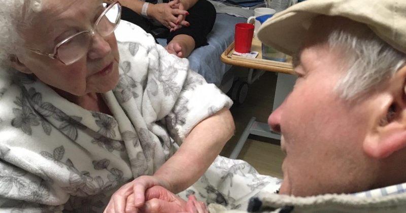ცოლ-ქმარი, რომელიც 63 წელი ერთად იყო, კორონავირუსით ერთსა და იმავე დღეს გარდაიცვალა