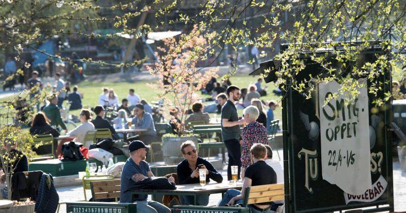 შვედეთში ბარებს და რესტორნებს, რომლებიც მითითებებს არ ითვალისწინებენ, დახურავენ