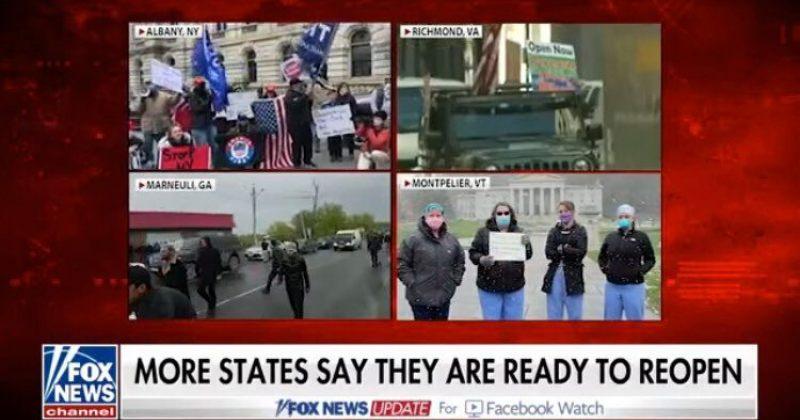 FOX NEWS-ზე შეცდომით მარნეული ჯორჯიის შტატის ქალაქად მოიხსენიეს