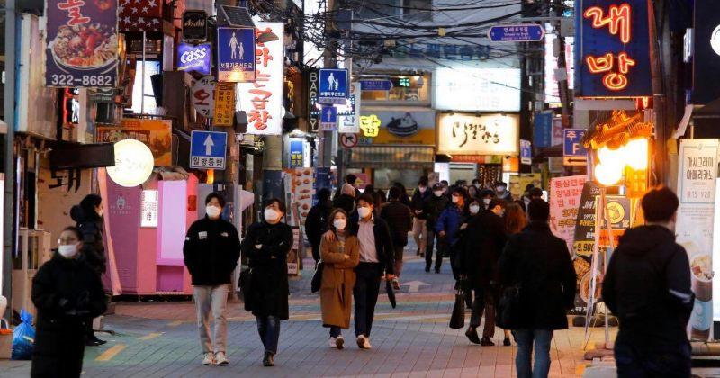 სამხრეთ კორეაში ყოველდღიური სოციალური დისტანციის მითითებები გამოაქვეყნეს