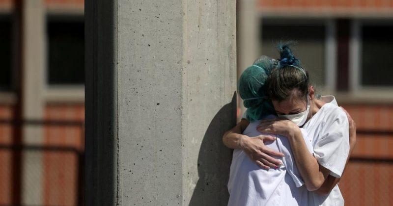 ესპანეთში ახალი კორონავირუსით გარდაცვლილთა რაოდენობა 10 000-ს გადასცდა