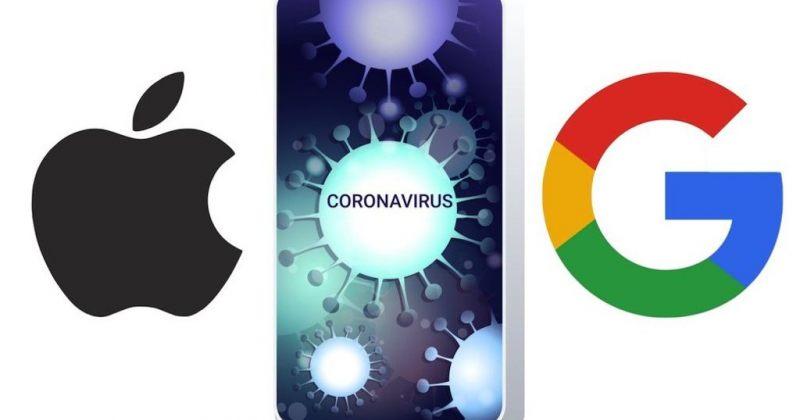 Apple და Google ტექნოლოგიას ქმნიან, რომელიც მომხმარებლებს Covid-19-ის მქონე პირთან კონტაქტს ამცნობს