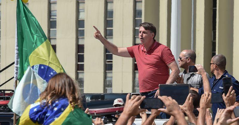 ბრაზილიის პრეზიდენტი დედაქალაქში კარანტინის მოხსნის მოთხოვნით გამართულ აქციას შეუერთდა