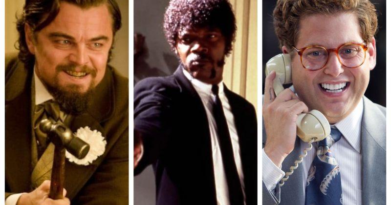 ვინ იგინება ფილმებში ყველაზე ხშირად?