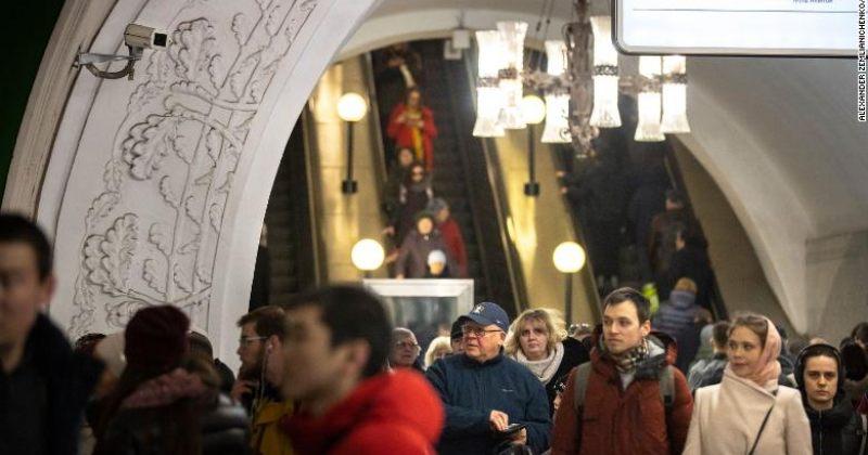 რუსეთი კარანტინში მოსახლეობის გასაკონტროლებლად სახის ამომცნობ ტექნოლოგიას იყენებს