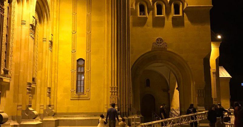 მთავრობა: ეკლესიებში ლიტურგია უსაფრთხოების ნორმების მაქსიმალური დაცვით ჩატარდება