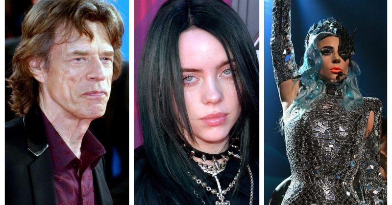 Rolling Stones-ის, ბილი აილიშის, ლედი გაგას და სხვა მუსიკოსების ონლაინ კონცერტი მიმდინარეობს [Video]