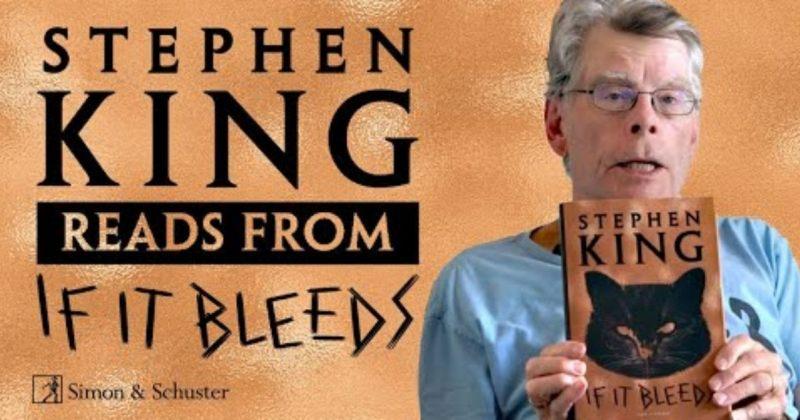 სტივენ კინგმა ახალი რომანის პირველი თავი ონლაინ წაიკითხა