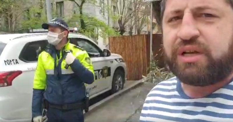 მამა ანდრია ტერორისტია - მოქალაქე გიორგი ოკმელაშვილმა დეკანოზ ჯაღმაიძეს პოლიციაში უჩივლა