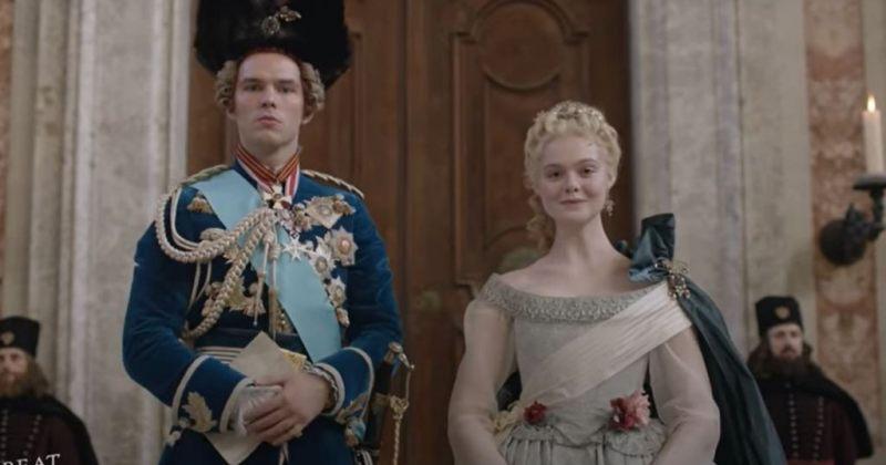 მინისერიალის The Great თრეილერი გამოვიდა