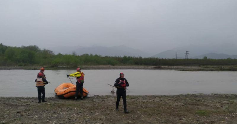 მაშველებმა კახეთში დაკარგული 80 წლის კაცის ცხედარი მდინარე ალაზანში იპოვეს