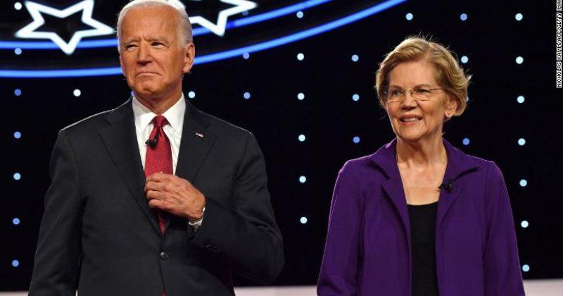 ელიზაბეტ უორენმა აშშ-ის საპრეზიდენტო არჩევნებში მხარი ჯო ბაიდენს დაუჭირა [Video]