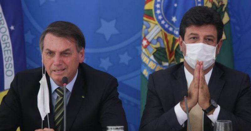 ბრაზილიის პრეზიდენტმა ჯანდაცვის მინისტრი თანამდებობიდან დაითხოვა
