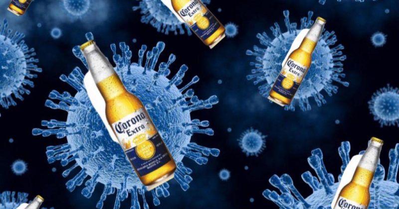 კორონავირუსის პანდემიის გამო მექსიკაში ლუდ Corona-ს წარმოება შეწყდა