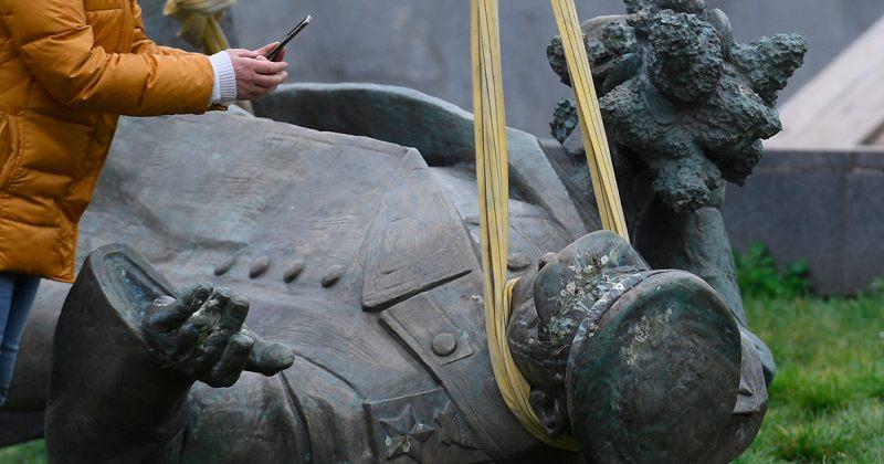 ჩეხეთის თავდაცვის სამინისტრომ უარი უთხრა რუსეთს მარშალ კონევის ძეგლის გადაცემაზე